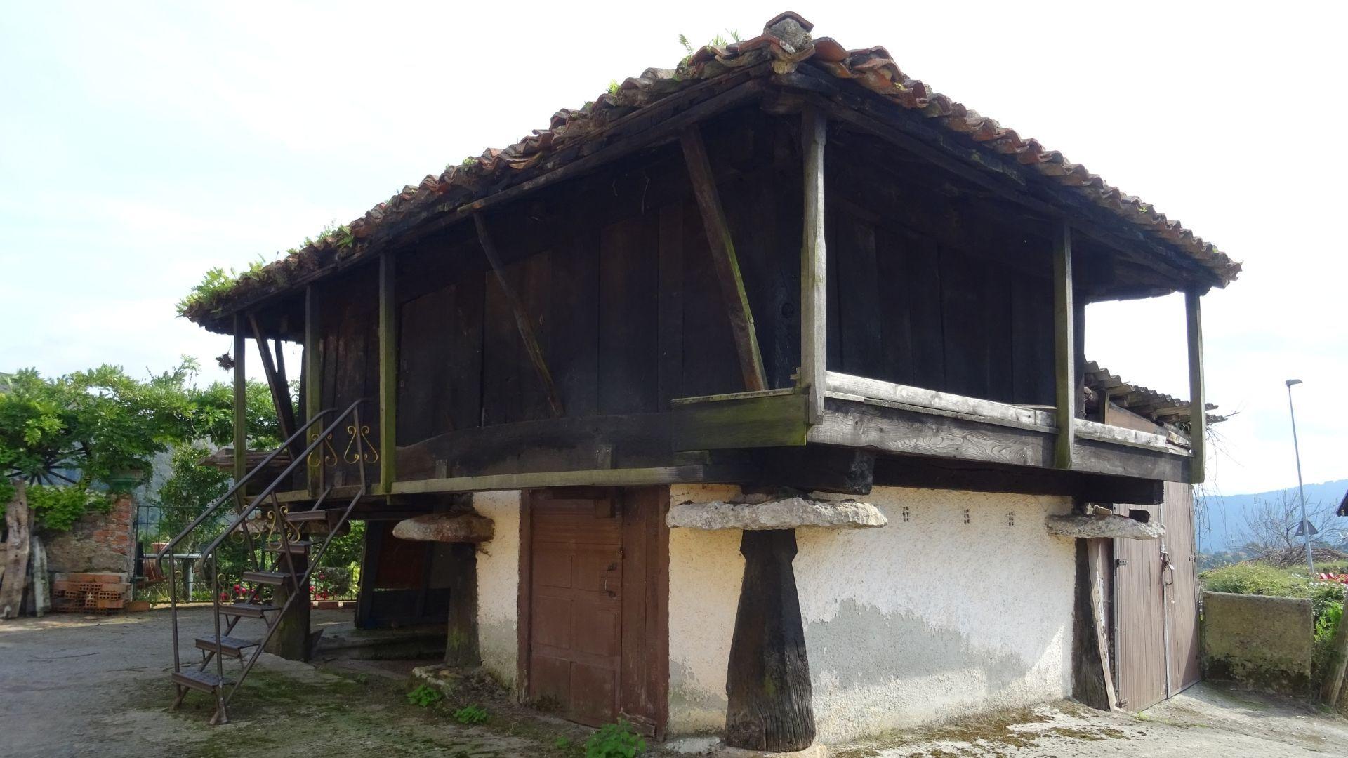 Horro del siglo XVII de Torazu, en Cabranes