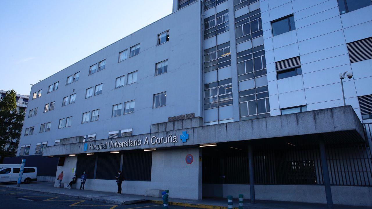 Chuac de A Coruña.