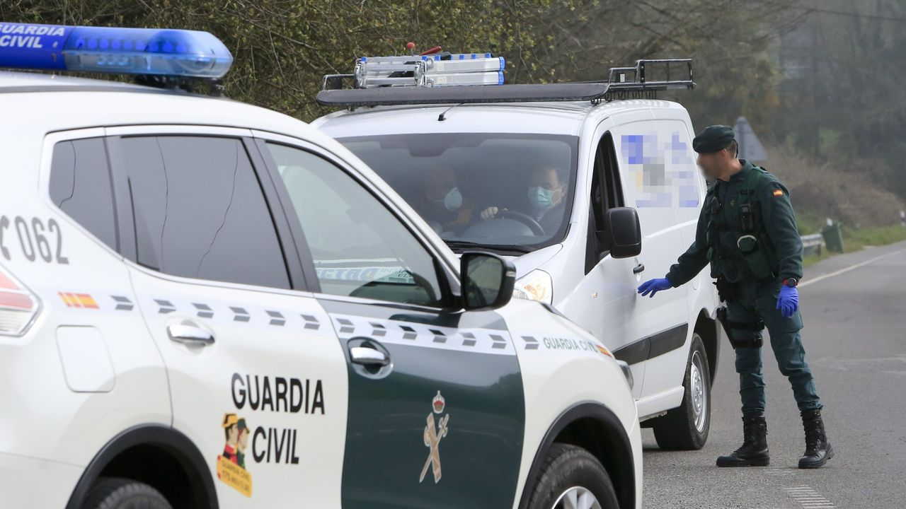 Servicio de la Guardia Civil
