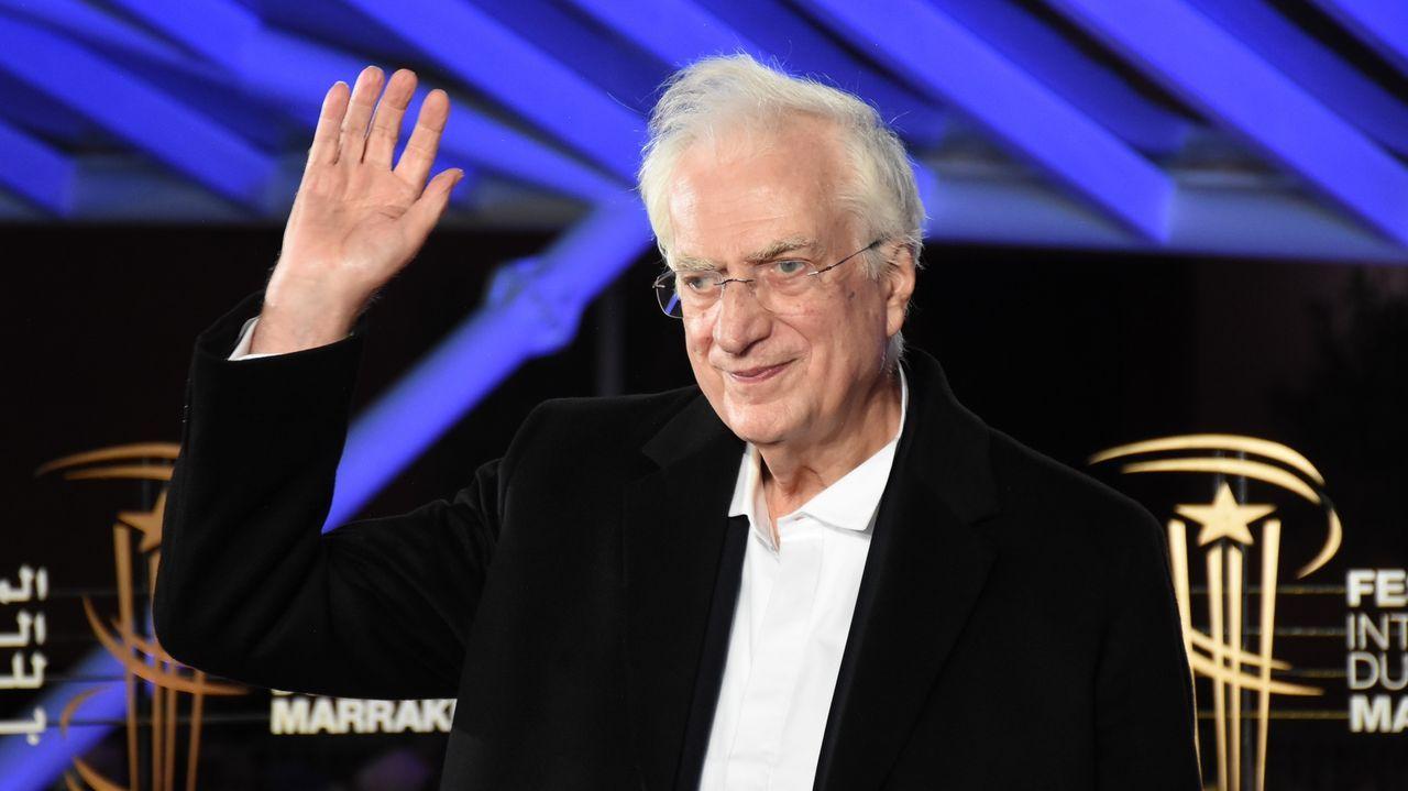 El cineasta francés Bertrand Tavernier