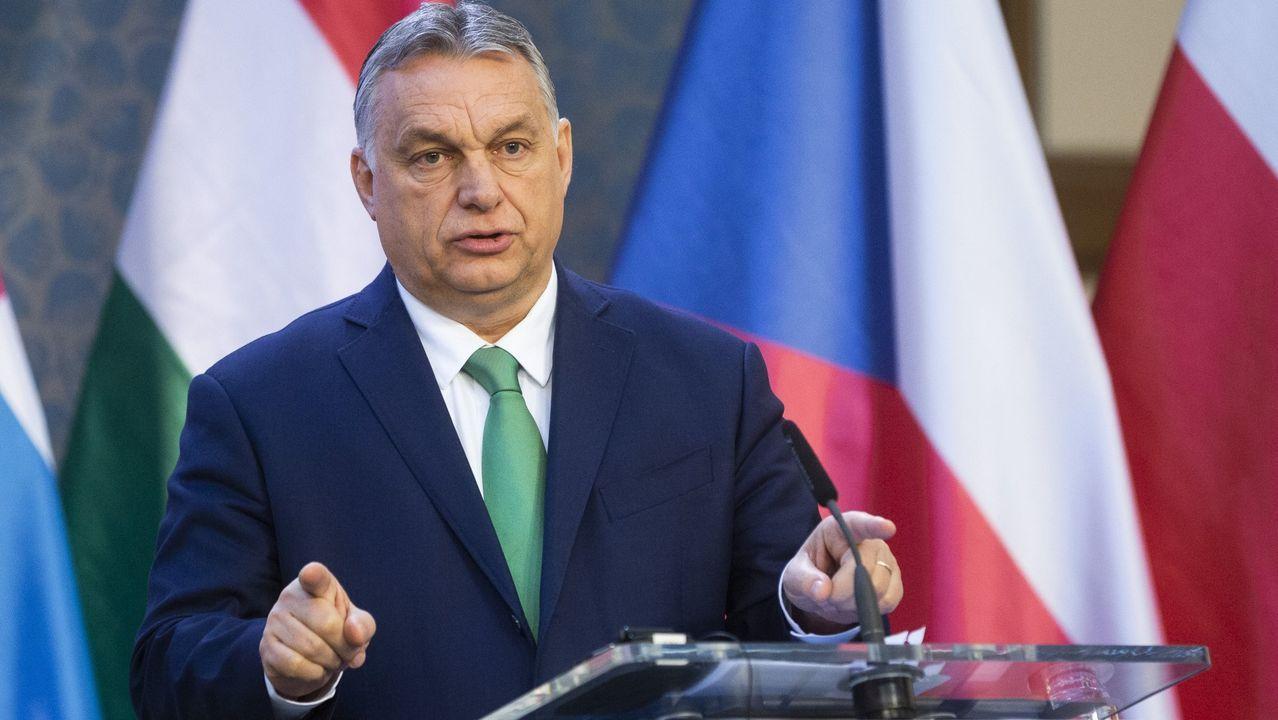 El coronavirus vacía las principales ciudades del mundo.Orbán defiende sus medidas, antes de la votación este lunes en el Parlamento