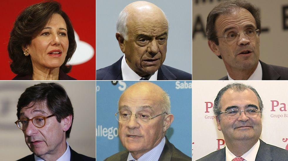 Las ganancias del G6 bancario.Andreu Missé