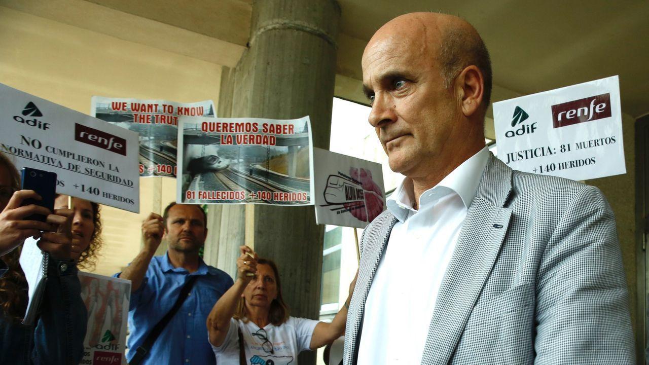 Andrés Cortabitarte, exdirector de Seguridad en la Circulación del ADIF