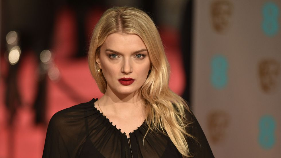 La modelo Lily Donaldson.