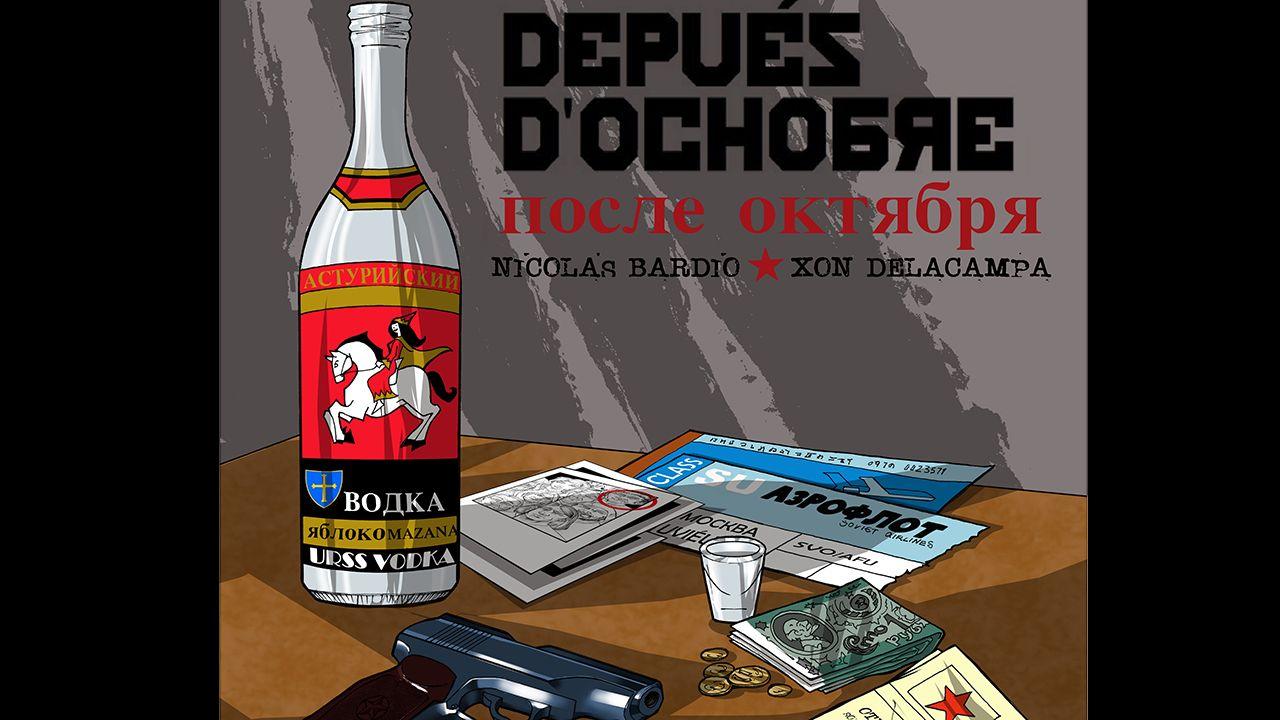 Paco Plaza estrena «Quien a hierro mata».Ilustración de «Después de Octubre»