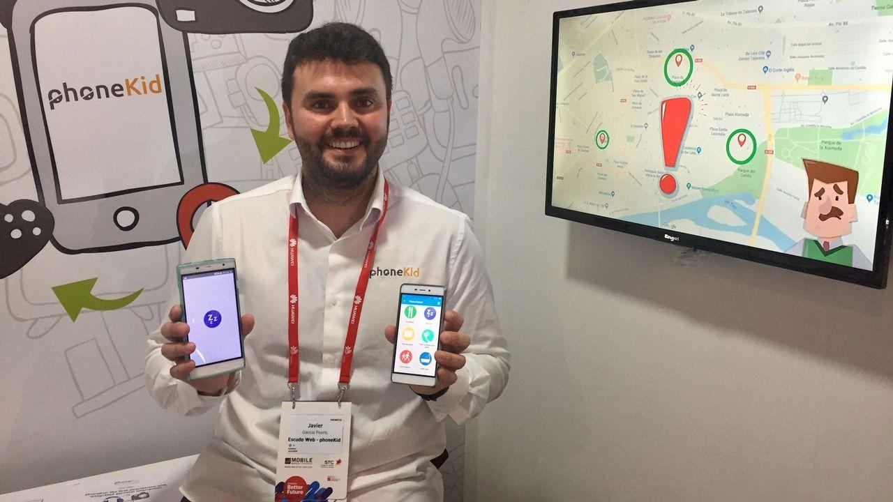 La tecnología gallega triunfa en el Mobile