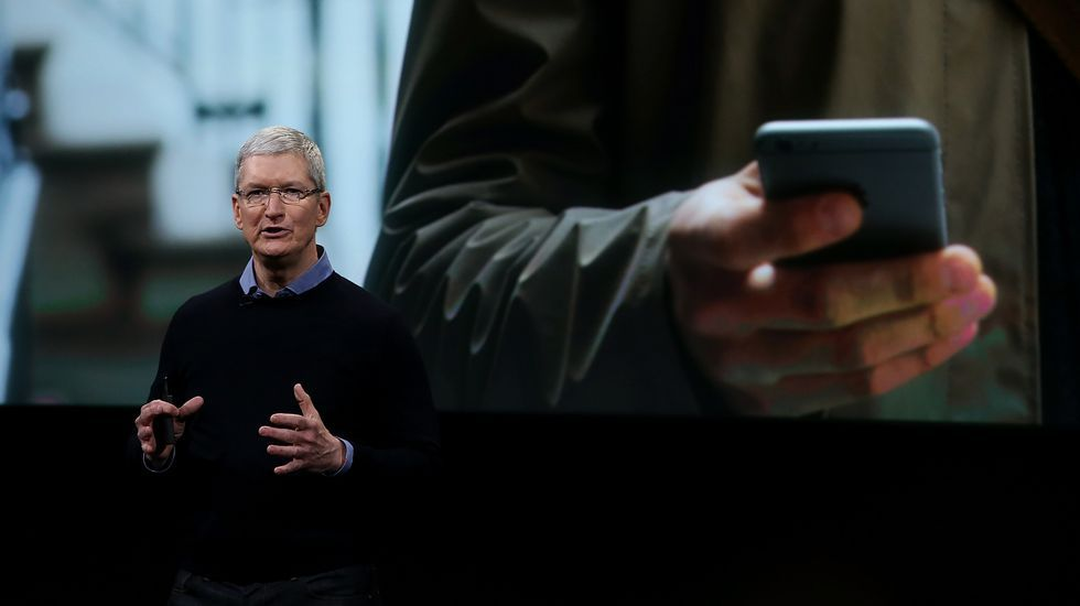 La Keynote de Apple, en streaming