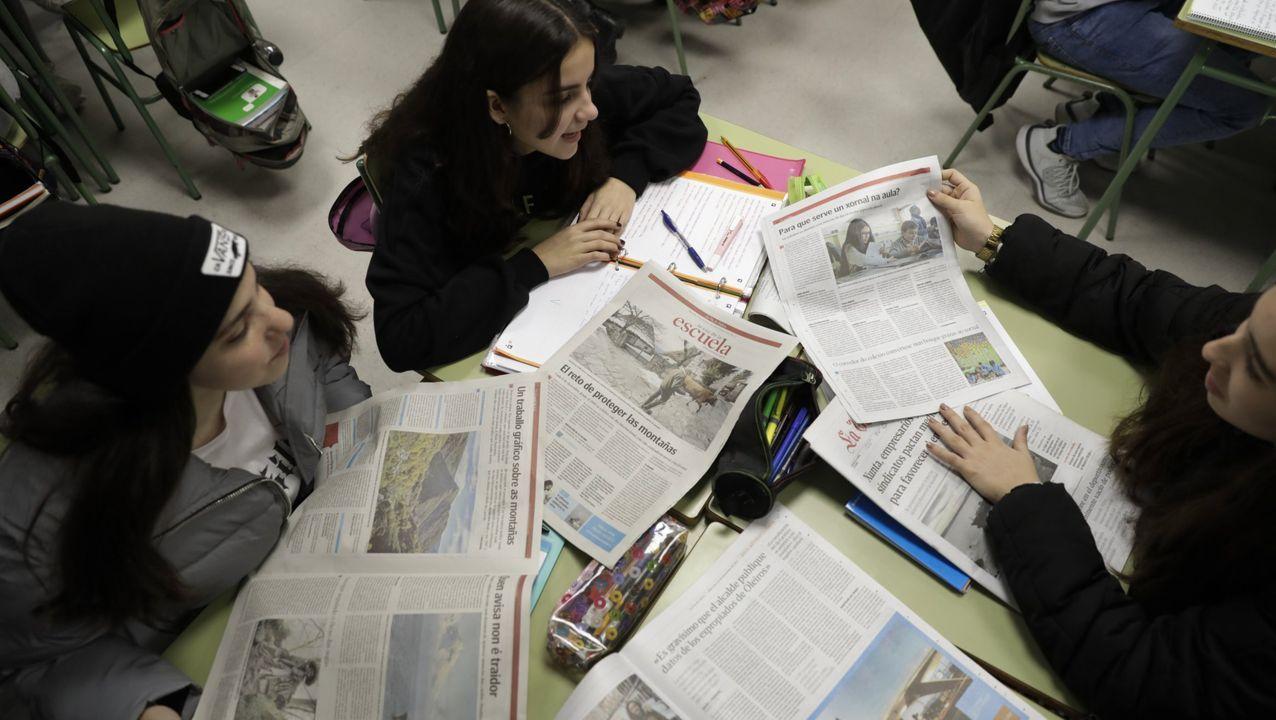 La Voz de la Escuela nación en 1982 para que las noticias se conviertan en una alternativa al libro de texto más próxima en el tiempo a los intereses del alumno
