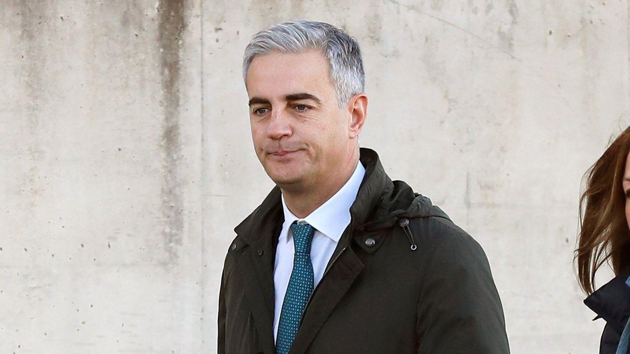 Bárcenas corrobora la confesión de Ricardo Costa de que le avisó sobre la preparación de facturas falsas