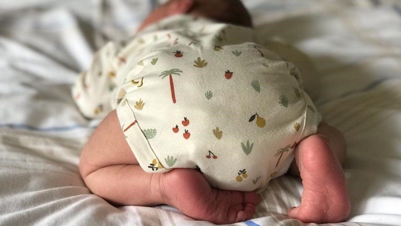 Imagen de archivo de un banco de leche materna