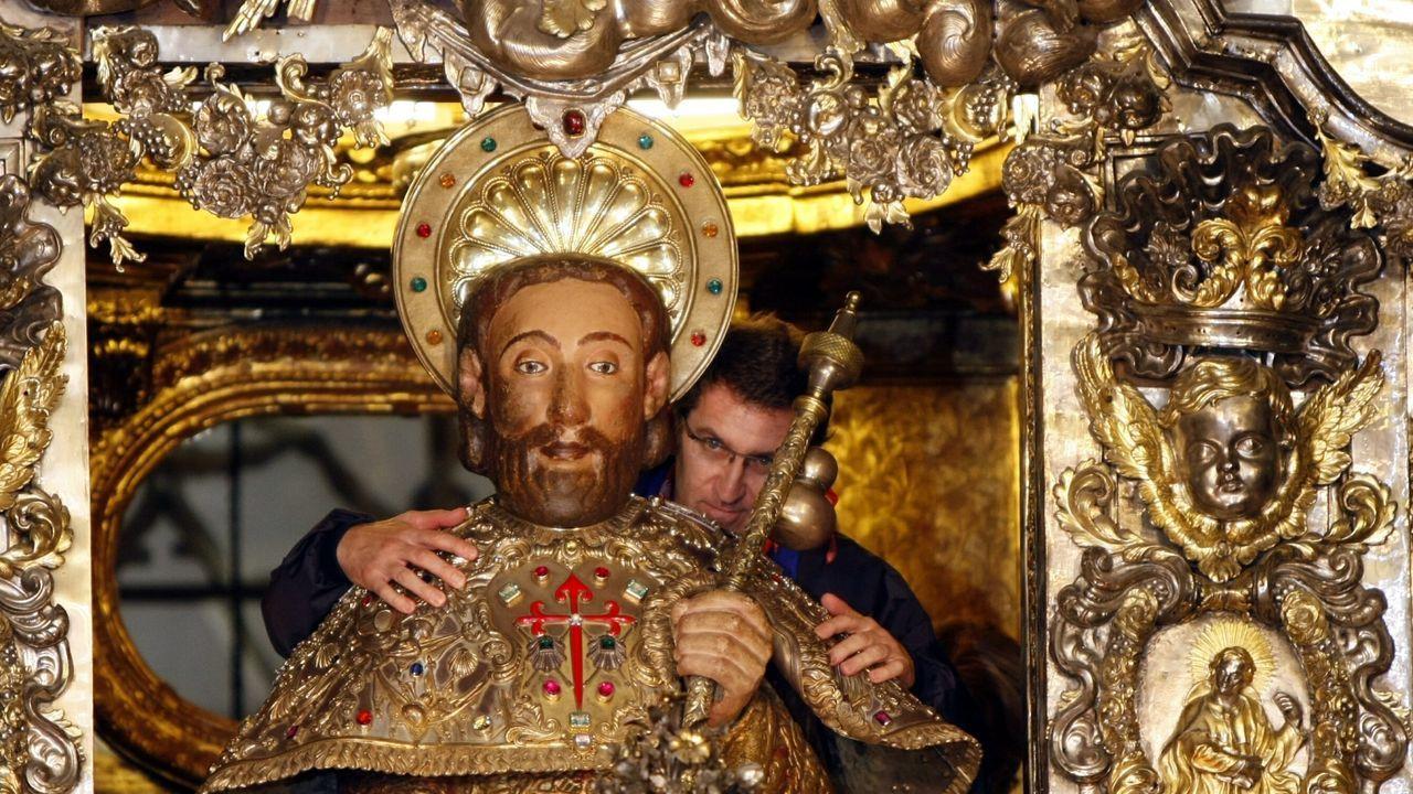 La diócesis Mondoñedo-Ferrol cambia de obispo.El cardenal Giovanni Angelo Becciu