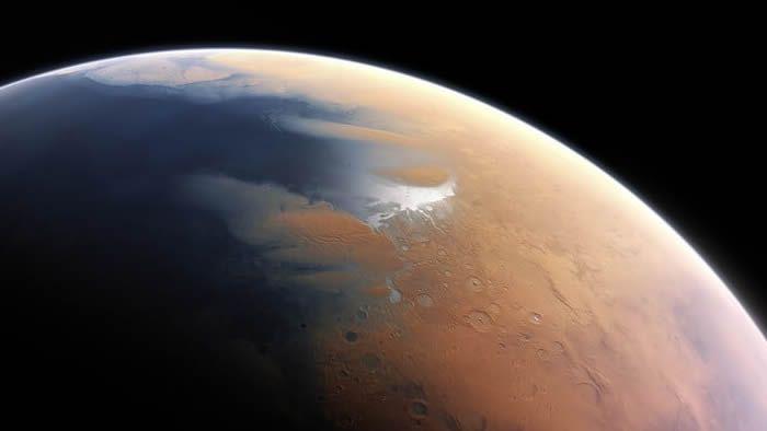 Así se convierte a Marte en un mundo habitable.Fitzroy fue el creador de la agencia meteorológica inglesa