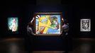 Traslado de un cuadro de Picasso en la galería Christie's de Londres, en una imagen de archivo
