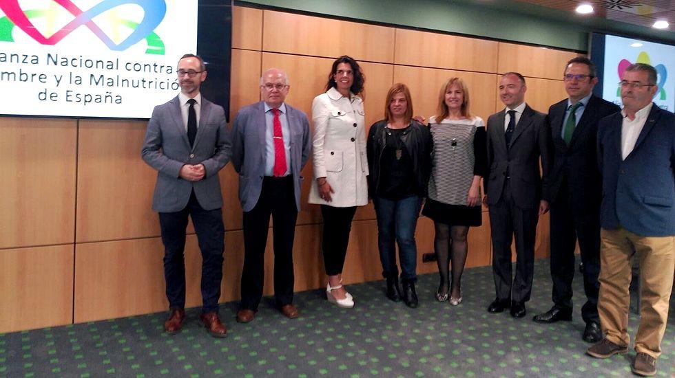 Presentación de la segunda guía de recomendaciones para la acción editada por la Alianza Contra el Hambre y la Malnutrición de España.Presentación de la segunda guía de recomendaciones para la acción editada por la Alianza Contra el Hambre y la Malnutrición de España