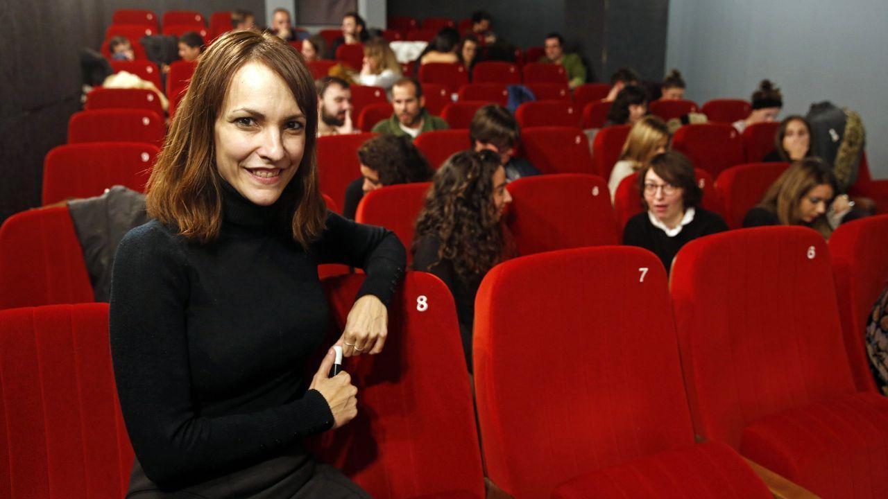 «Poeta en Nova Iork» se estrena hoy en Lugo
