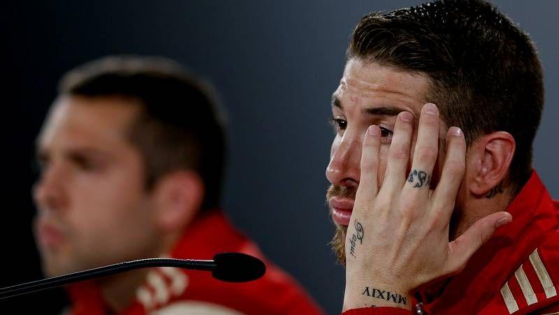 Ramos pide «orgullo, motivación e ilusión»