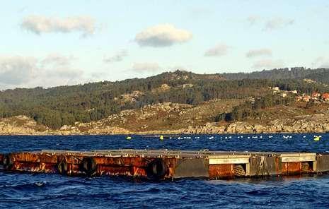 El buque insignia del grupo, Promalar, adquirió 2,87 millones de metros en Aldán para 5.000 casas.
