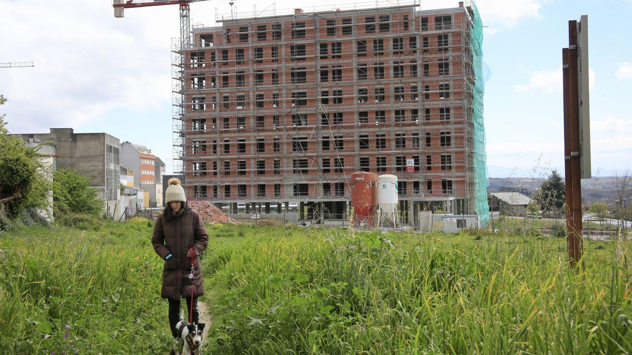 Obras paras en Lugo
