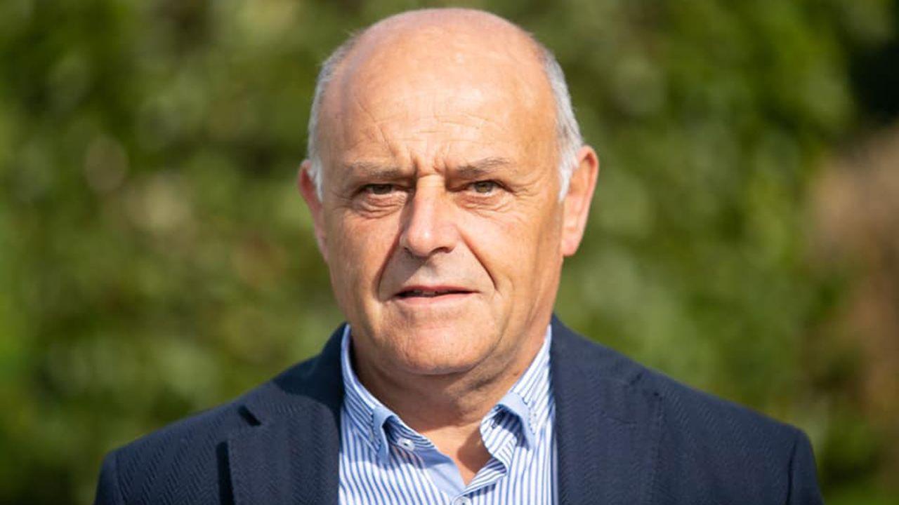 Juan Aurelio Bode Suárez, concejal del PP en Siero