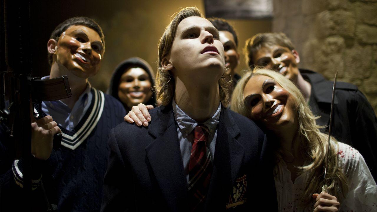 Clip de la película «The Purge»