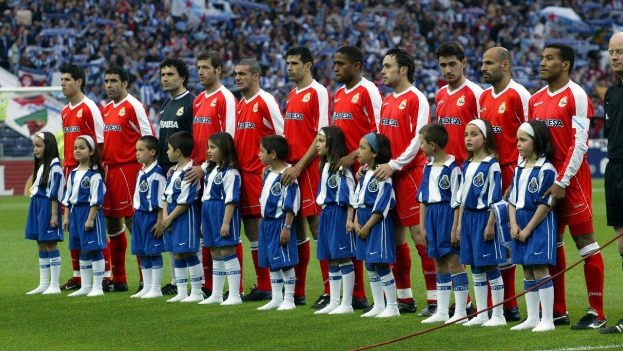 Deportivo - Real Madrid, en imágenes