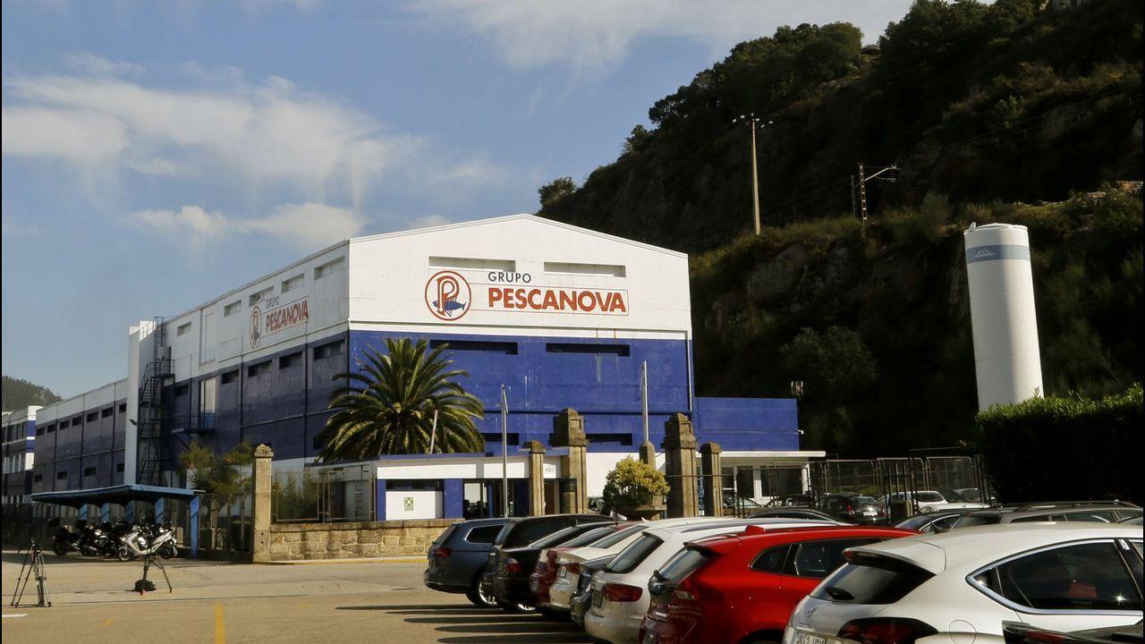 La sede de Duro Felguera.La sede de Duro Felguera