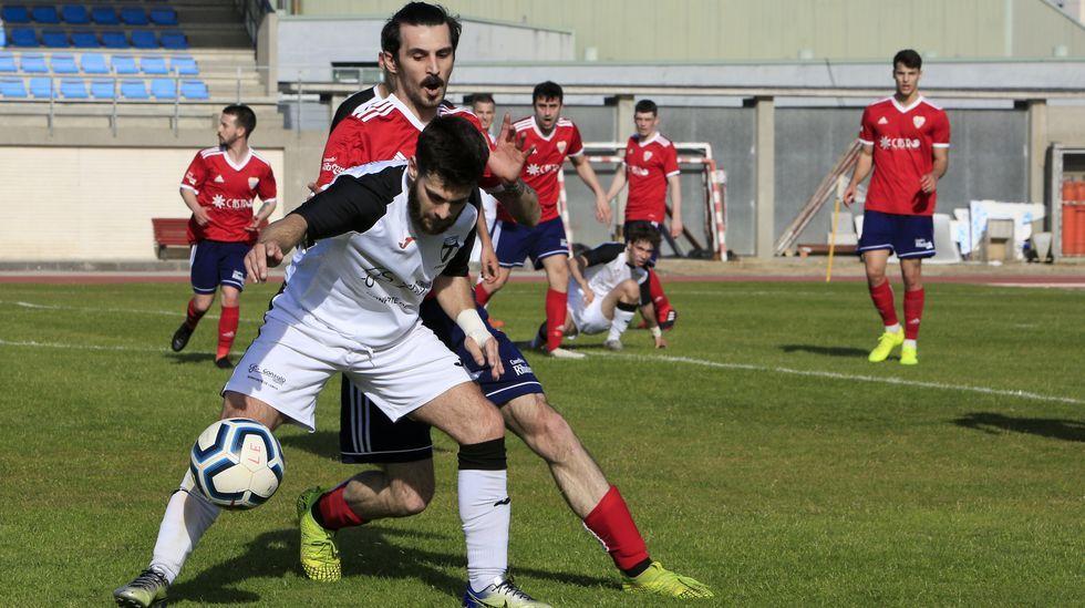 Fútbol Foz - Ribadeo