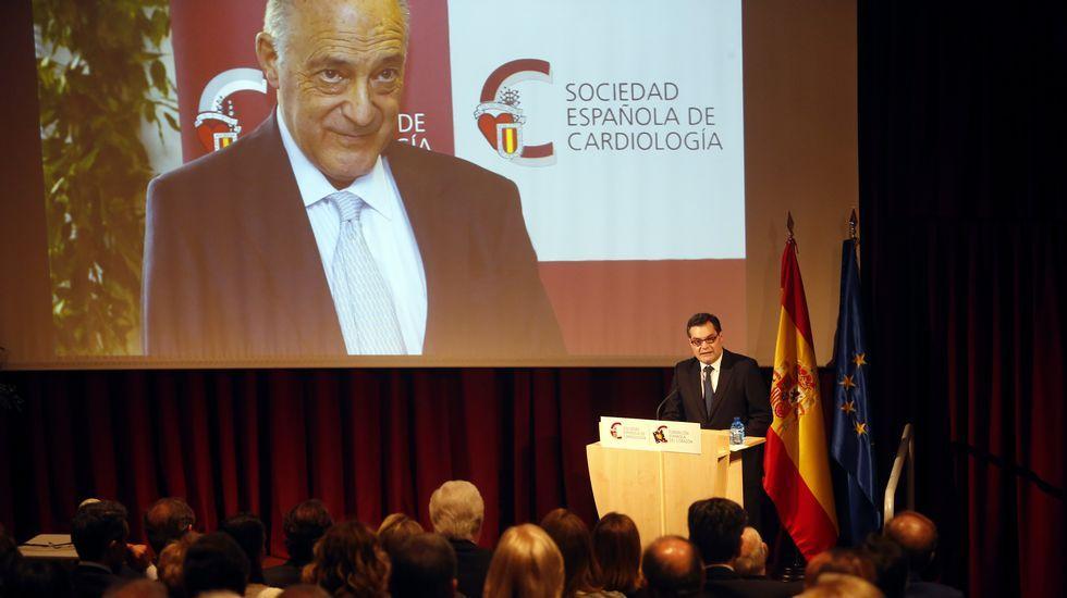 Javier Maroto, en la sede del PP en Vitoria