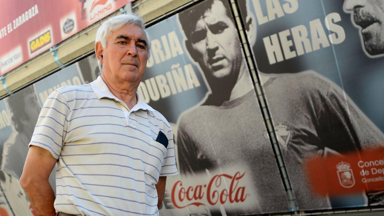 Las Heras (1958-1969)