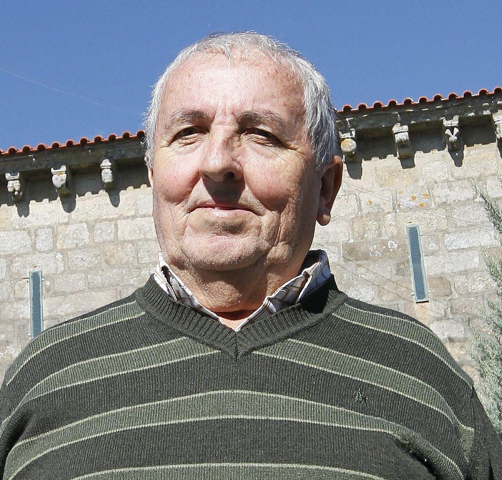 Manuel Uxío García Barreiro.