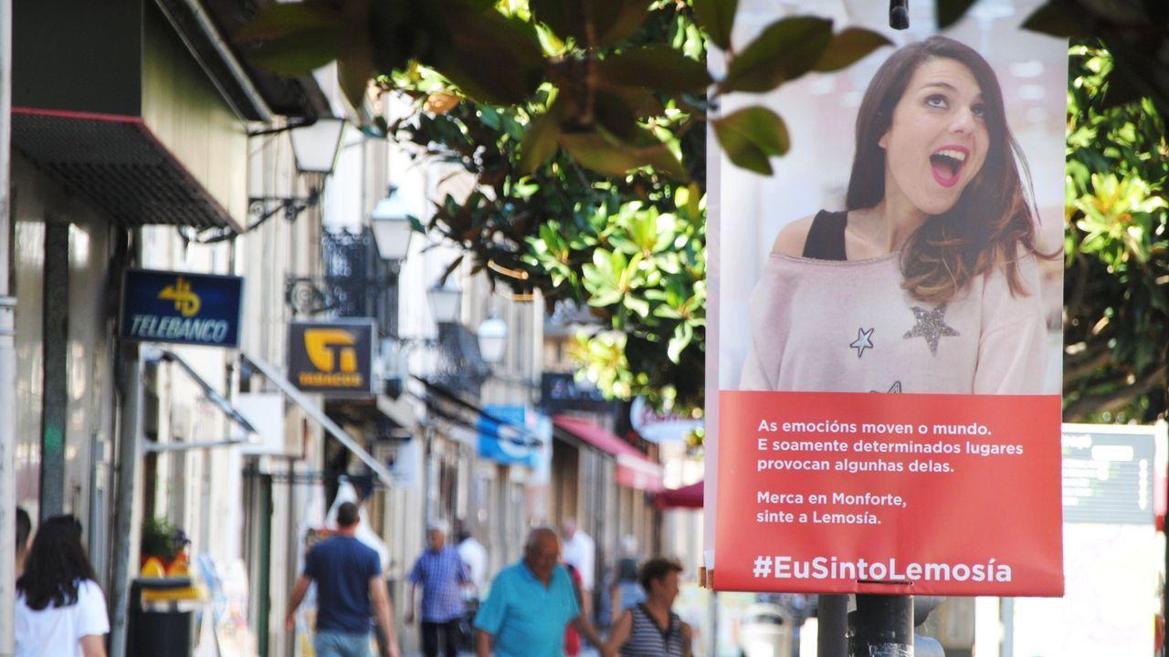 Un cartel utilizado en una campaña promocional del CCU, en una imagen de archivo
