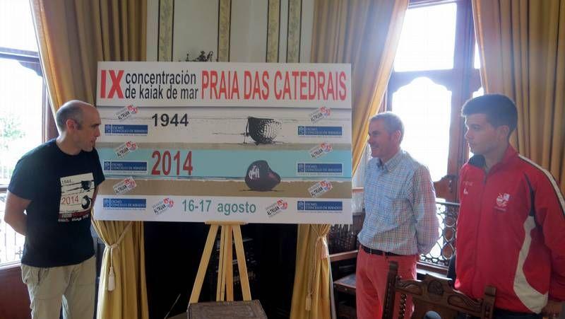 Tono Campos y Diego Romero parten como cabezas del cartel internacional arousano en el 2015.