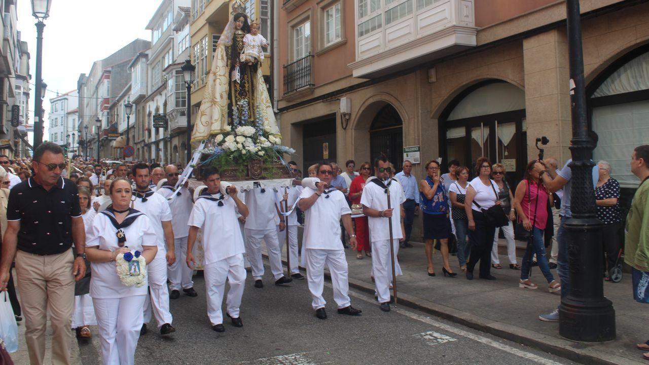 ¡Mira aquí las imágenes de las procesiones de la Virgen del Carmen!
