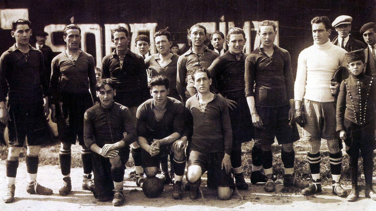 Los inicios, en 1923