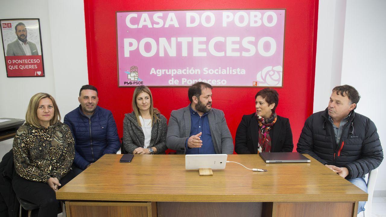 El Gobierno desbloquea financiación autonómica, pero deja a Galicia sin una importante partida derivada del IVA.Oposiciones para celador del Sergas el pasado mes de marzo