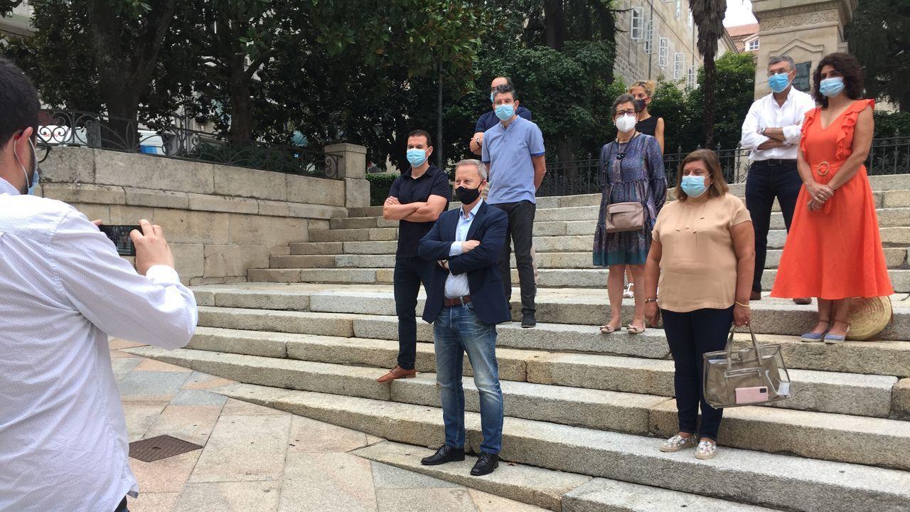 El PSOE anunció su recurso contra las bases de las ayudas a autónomos minutos antes de arrancar el pleno