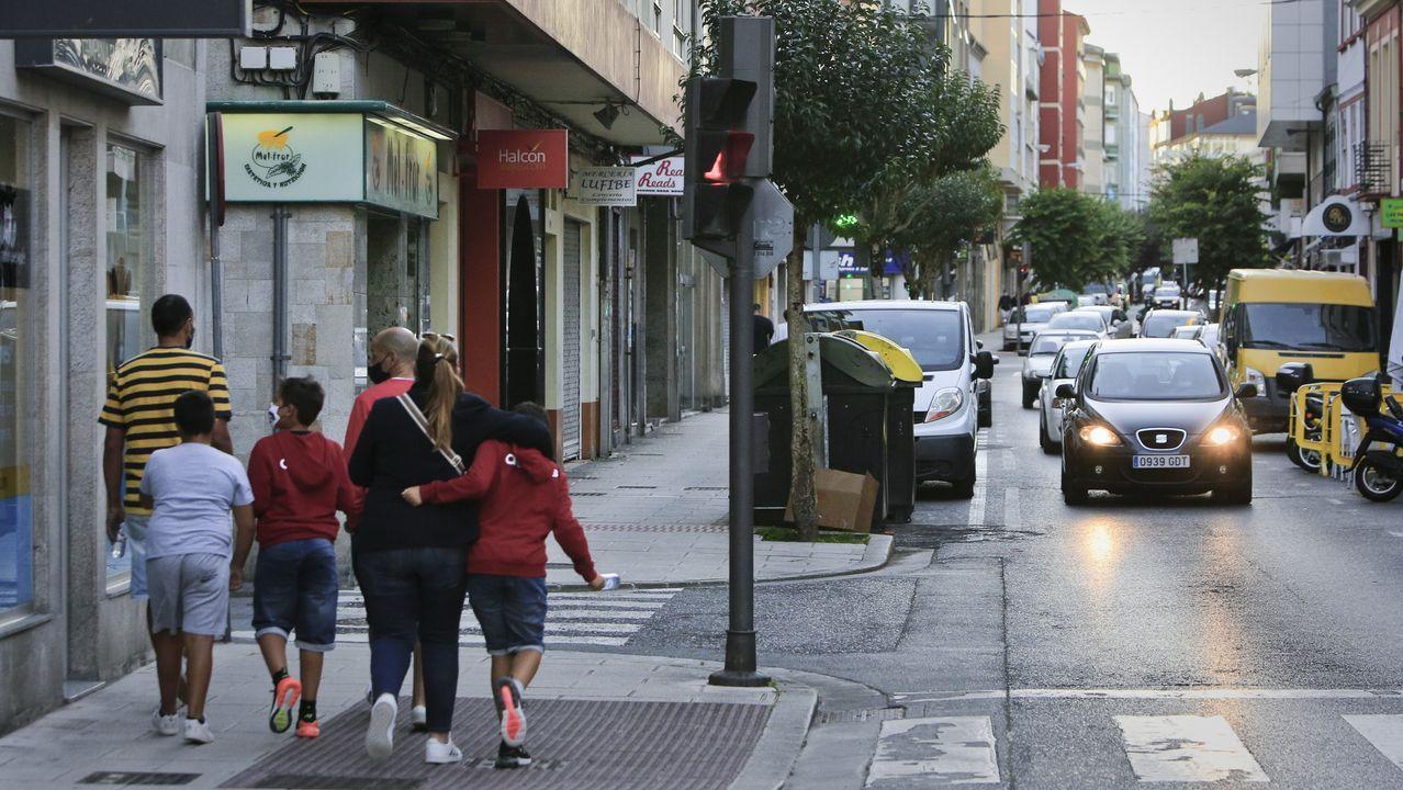 En Camiño Real las restricciones son aún mayores que en el resto de Lugo