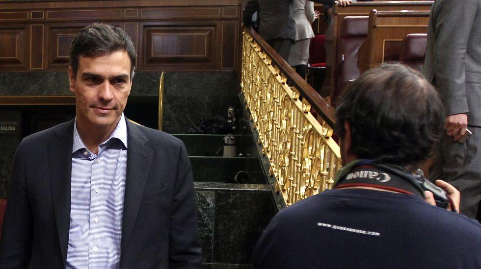 PNV y PSE ratifican su acuerdo de gobierno.Faustino Blanco