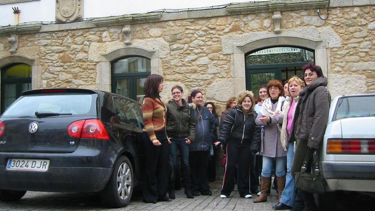 Carreixo do Muíño, en Malpica