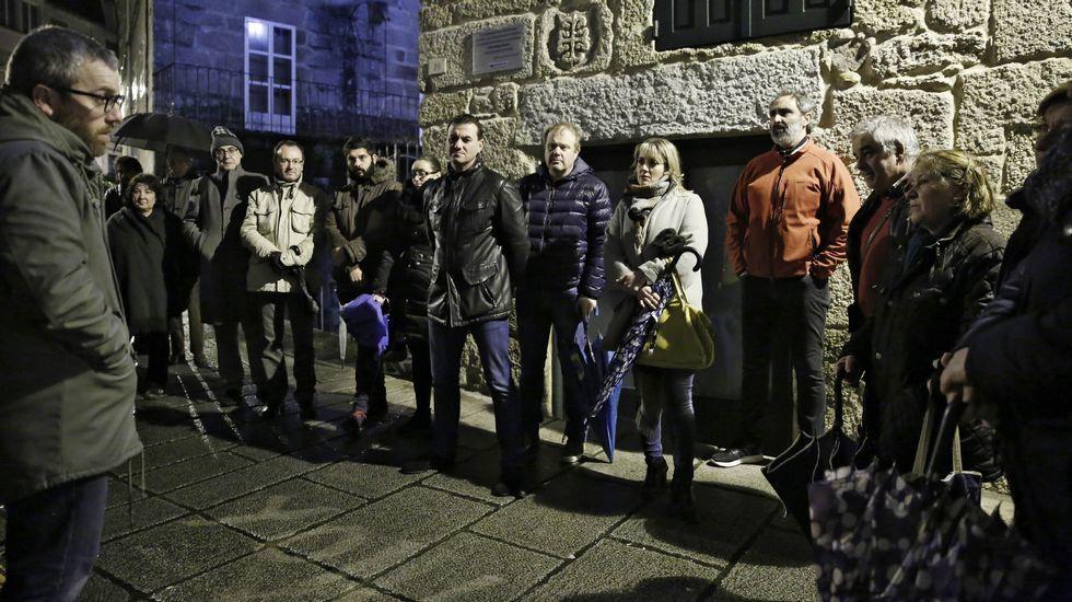 Galicia disfruta del martes de Carnaval.Entroido en Barcia e Vilaverde