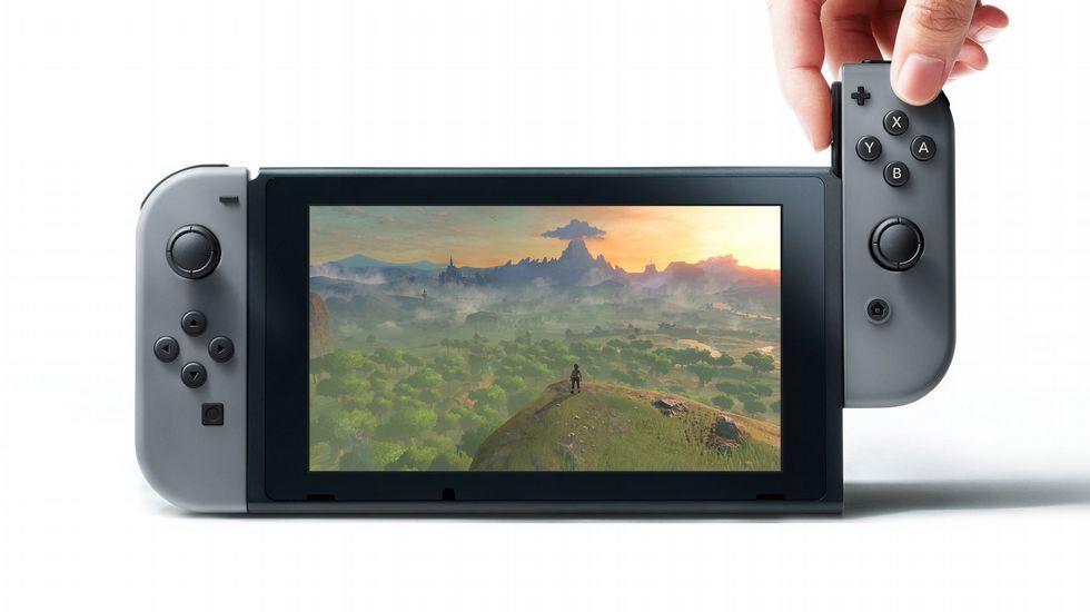 Presentación de la versión internacional de «El final del camino».Nueva consola de Nintendo