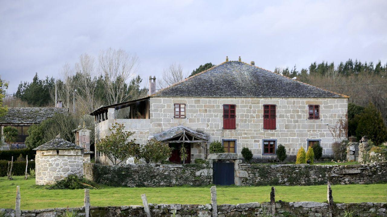Vivienda rural en venta en el municipio de O Corgo, muy próximo a Lugo.