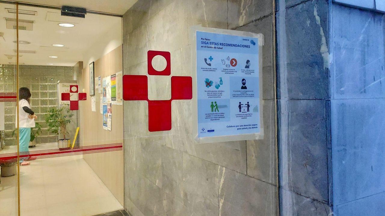 Centro de Salud de la Ería, Oviedo