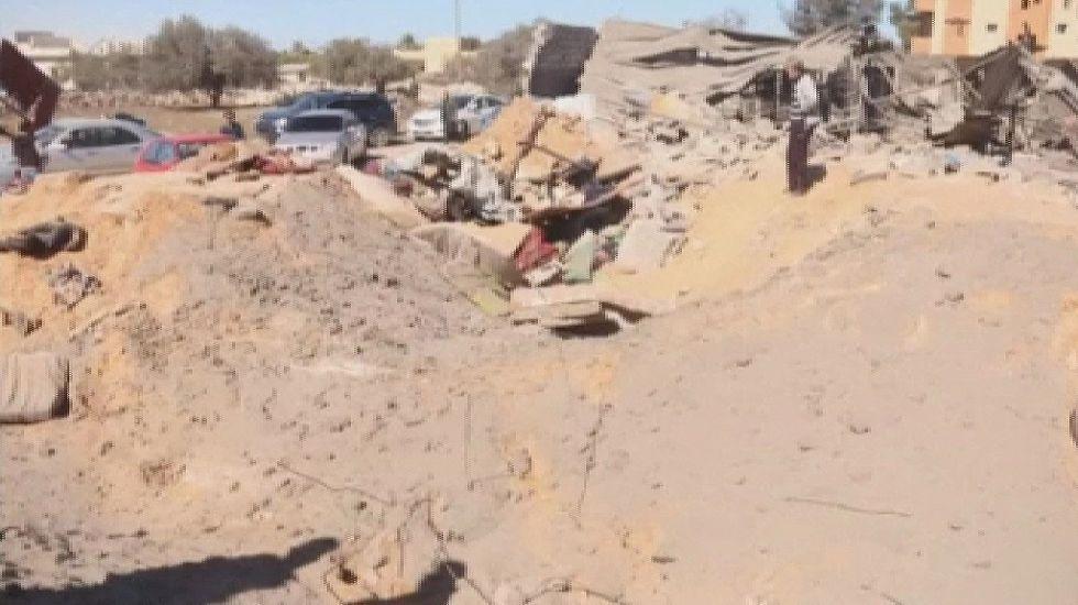 Nueva ofensiva de la aviación de EE.UU. en Libia.Busto fue primero en la categoría M 30 y Túñez acabó tercero.