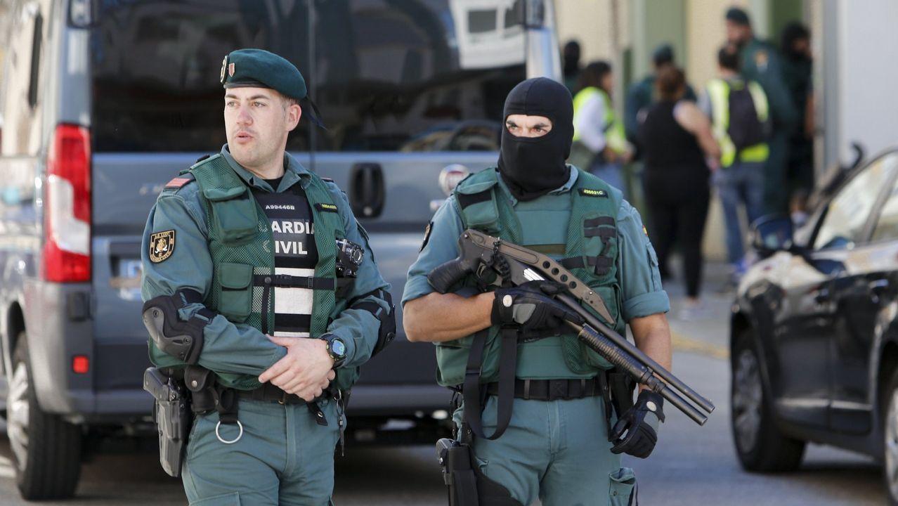Detenido en Francia el ex dirigente de ETA Josu Ternera.Comisaría de Policía de Gijón