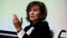 La Junta Electoral apercibe a Carmen Calvo por usar las redes del Gobierno contra el PP y Ciudadanos