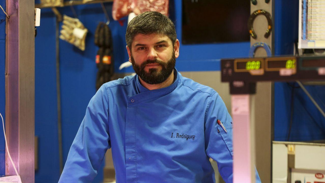 Iván Rodríguez empezó a abrir los viernes por la tarde, pero ante la ausencia de clientes en noviembe dejó de hacerlo