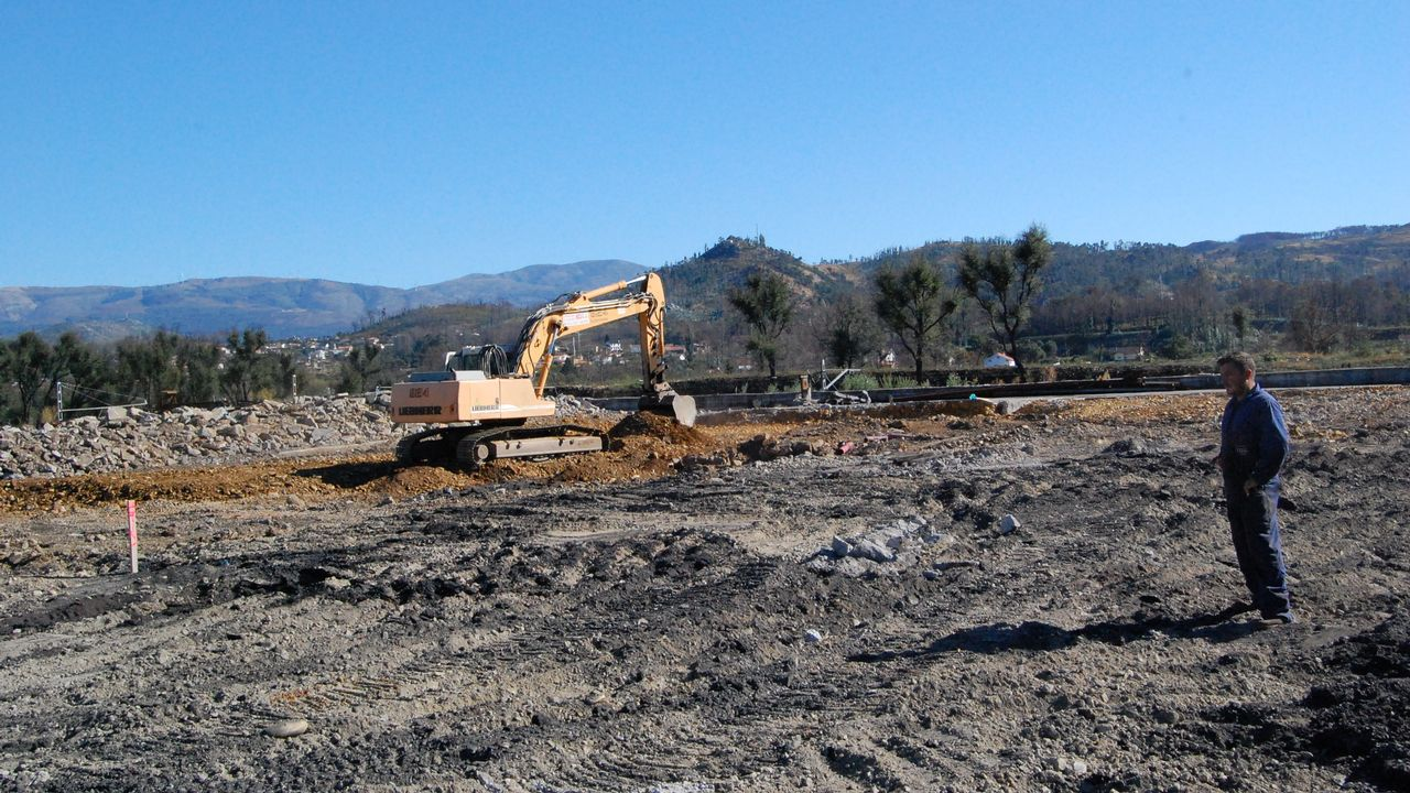 Las imágenes más impactantes del fuego en California.Maderas Vidal sobrevive gracias a la generosidad de otras madereras