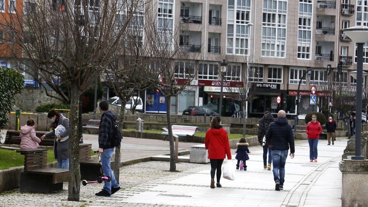 Las restriciones máximas comenzaron a aplicarse en el concello el 30 de diciembre