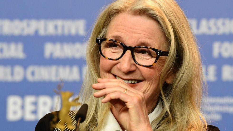 La directora británica Sally Potter